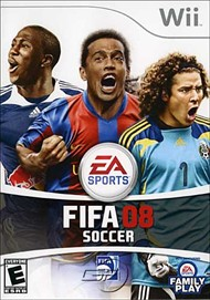 Rent FIFA Soccer 08 for Wii