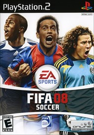 Rent FIFA Soccer 08 for PS2