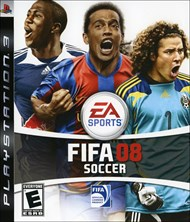 Rent FIFA Soccer 08 for PS3