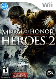 Rent Medal of Honor: Heroes 2 for Wii