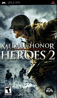 Rent Medal of Honor: Heroes 2 for PSP Games
