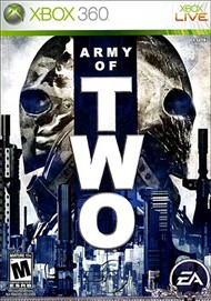 Rent Army of Two for Xbox 360