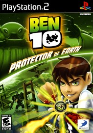Rent Ben 10: Protector of Earth for PS2