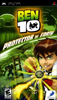 Rent Ben 10: Protector of Earth for PSP Games