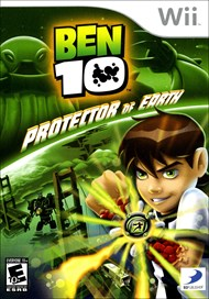 Rent Ben 10: Protector of Earth for Wii