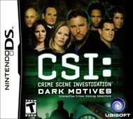 Rent CSI: Dark Motives for DS