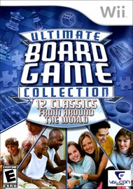 Rent Ultimate Board Game Collection for Wii