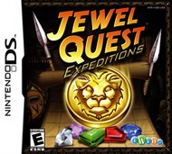 Rent Jewel Quest Expeditions for DS