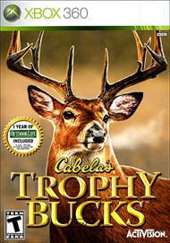Buy Cabela's Trophy Bucks for Xbox 360
