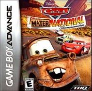Rent Cars: Mater-National for GBA