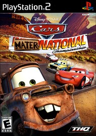 Rent Cars: Mater-National for PS2