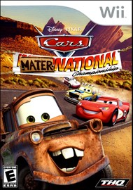 Rent Cars: Mater-National for Wii