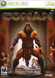 Rent Conan for Xbox 360