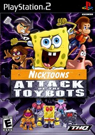Rent Nicktoons: Attack of the Toybots for PS2