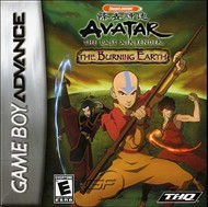 Rent Avatar: The Burning Earth for GBA