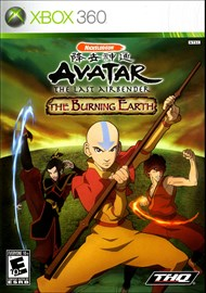 Rent Avatar: The Burning Earth for Xbox 360