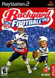 Rent Backyard Football 08 for PS2