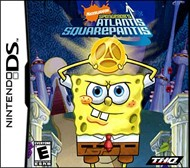Rent SpongeBob's Atlantis SquarePantis for DS