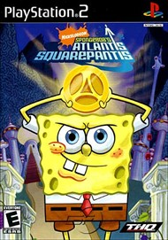 Buy SpongeBob's Atlantis SquarePantis for PS2