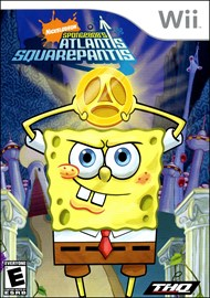 Rent SpongeBob's Atlantis SquarePantis for Wii