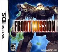 Rent Front Mission for DS