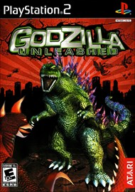 Rent Godzilla Unleashed for PS2