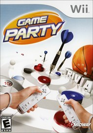 Rent Game Party for Wii