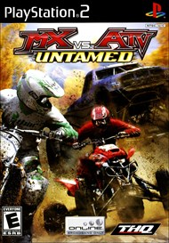 Rent MX vs ATV Untamed for PS2