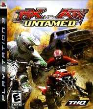 Rent MX vs ATV Untamed for PS3