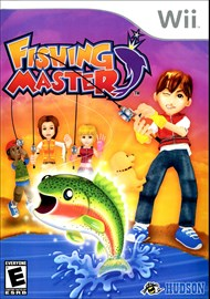 Rent Fishing Master for Wii