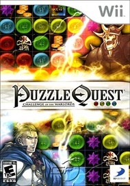 Rent Puzzle Quest: Challenge of the Warlords for Wii
