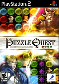 Rent Puzzle Quest: Challenge of the Warlords for PS2