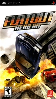 Rent FlatOut: Head On for PSP Games