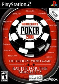 Rent World Series of Poker 2008 for PS2
