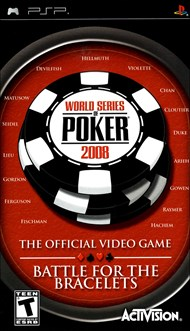 Rent World Series of Poker 2008 for PSP Games