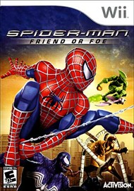 Rent Spider-Man: Friend or Foe for Wii