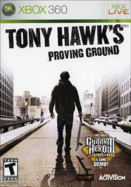Rent Tony Hawk's Proving Ground for Xbox 360