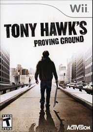 Rent Tony Hawk's Proving Ground for Wii