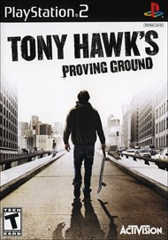 Rent Tony Hawk's Proving Ground for PS2