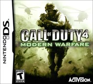 Rent Call of Duty 4: Modern Warfare for DS