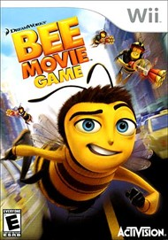 Rent Bee Movie Game for Wii