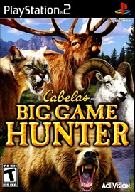 Rent Cabela's Big Game Hunter 2008 for PS2