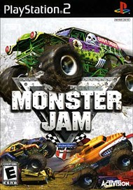 Rent Monster Jam for PS2