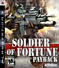 Rent Soldier of Fortune: Payback for PS3