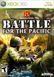 Rent History Channel: Battle for the Pacific for Xbox 360