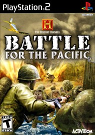 Rent History Channel: Battle for the Pacific for PS2