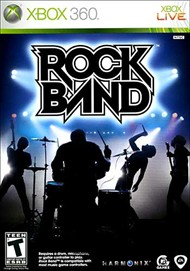 Rent Rock Band for Xbox 360