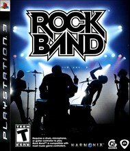 Rent Rock Band for PS3