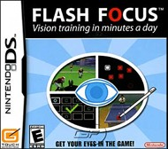 Rent Flash Focus: Vision Training in Minutes a Day for DS
