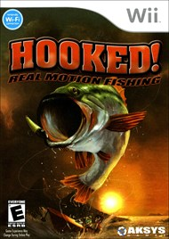 Rent Hooked! Real Motion Fishing for Wii
